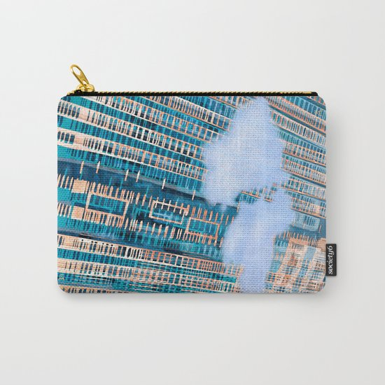 Cybernetic Memory 20-08-16-Menchulica Carry-All Pouch