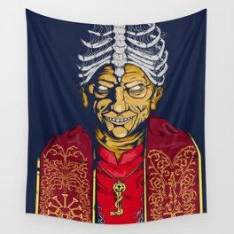 Dark pope Wall Tapestry
