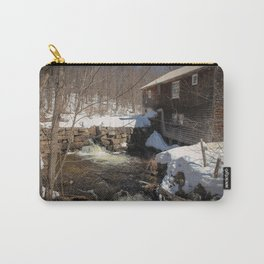 Grist Mill, Maine Carry-All Pouch