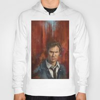 true detective Hoodies featuring True Detective by LucioL