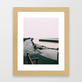 St. Andrews Coast Framed Art Print