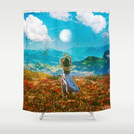 Freely Shower Curtain