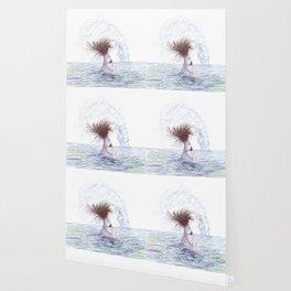 Feeling the Energy of the Sea Wallpaper