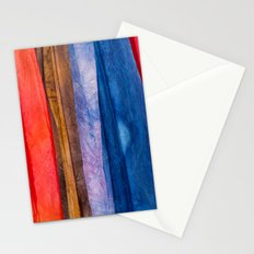 Behind the Curtains Stationery Cards