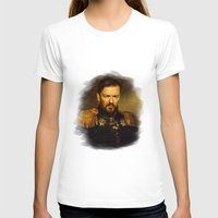replaceface T-shirts featuring Ricky Gervais - replaceface by replaceface