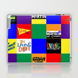 90s Nostalgia Laptop & iPad Skin