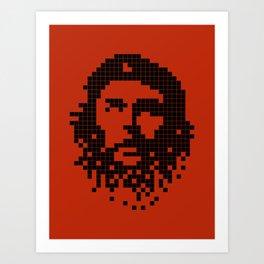 Digital Revolution Art Print
