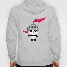 Cutest Panda Knight T-Shirt for all Ages Dsk7n Hoody