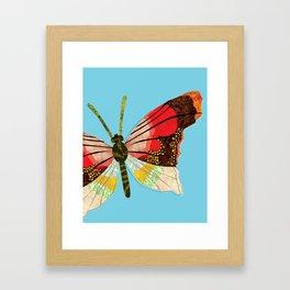 Butterfly art print Framed Art Print