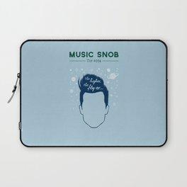 Even HIGHER, Even FLY-er — Music Snob Tip #074.5 Laptop Sleeve