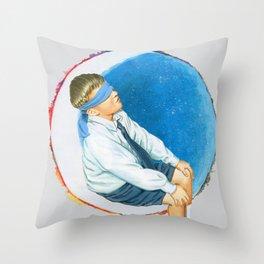 moonboy Throw Pillow