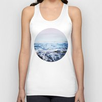 surf Tank Tops featuring Surf by Leah Flores