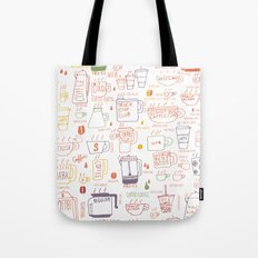 COFFEE IS DIVERSE Tote Bag