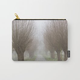 Misty willow lane Carry-All Pouch