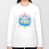 pastel goth Long Sleeve T-shirts featuring follo 4 more ~*pastel goth*~ by Ceebs