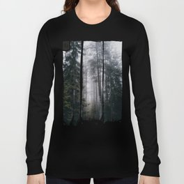 Into the forest we go Long Sleeve T-shirt