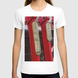 Ralway signal levers T-shirt