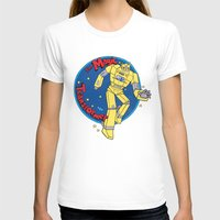 transformer T-shirts featuring The Magic Transformer by Skylar Hogan
