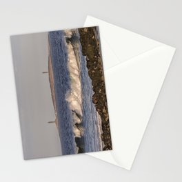 Thacher Island from Long Beach Stationery Cards