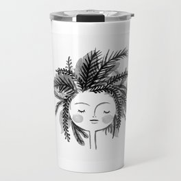 Green-Minded Travel Mug