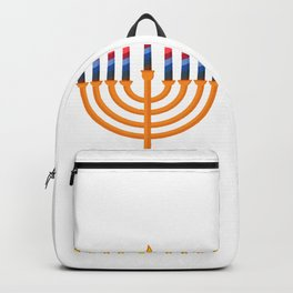 Jews Booze and Brews Backpack