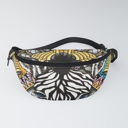 Prince of the Savanna Fanny Pack