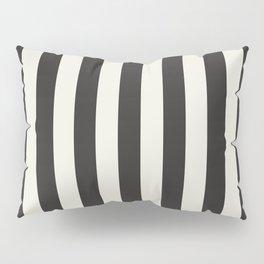 Love stripes (black & cream) Pillow Sham