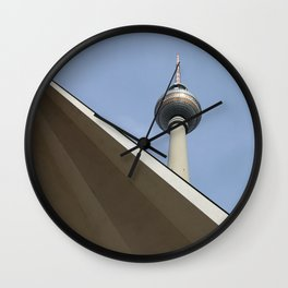 Berlin TV Tower Wall Clock