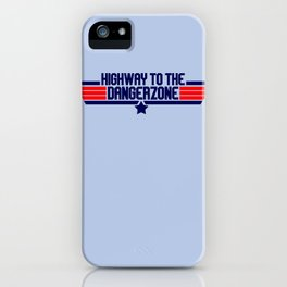 Highway iPhone Case