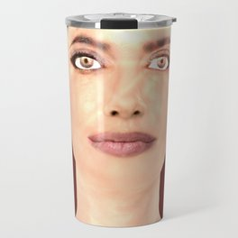 Story Of a Woman: Let's Look Further Travel Mug
