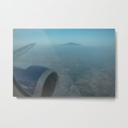 Flying... Metal Print