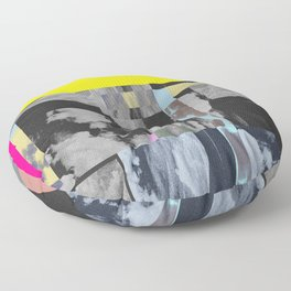Modern Uncertainy Floor Pillow