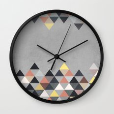 Nordic Combination 14 Wall Clock
