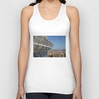 rome Tank Tops featuring Rome by AntWoman