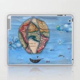 Pirate Balloon 2 Laptop & iPad Skin