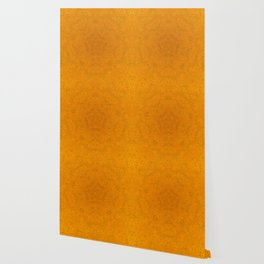 Gold Pentagon Wallpaper