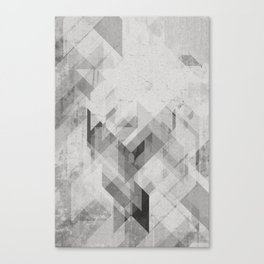 My Complicated Love Canvas Print