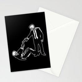 Mr White & Mr Orange Stationery Cards