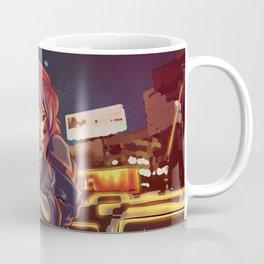 Kusanagi Motoko Coffee Mug