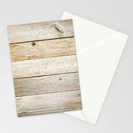 Vintage Wood Stationery Cards