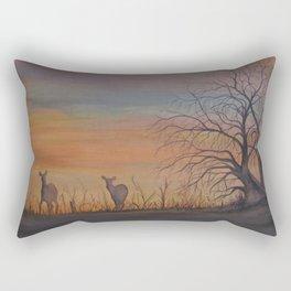 Sunset Ridge Rectangular Pillow