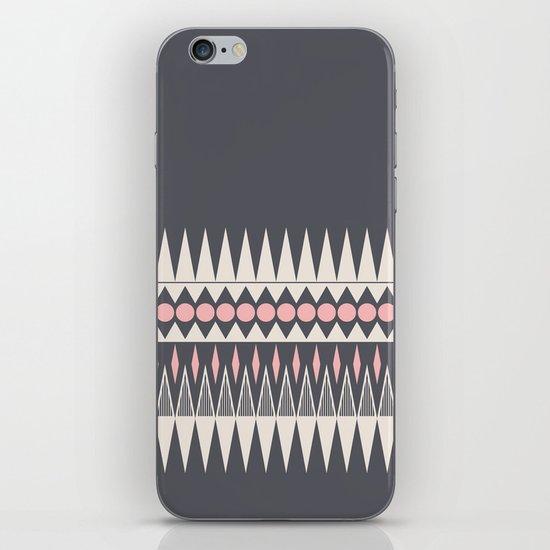 Miúda  iPhone & iPod Skin