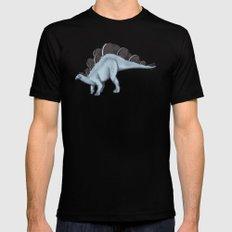 Oreosaurus Mens Fitted Tee Black MEDIUM
