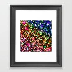 Sublime Color Framed Art Print