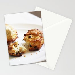 Scones Stationery Cards