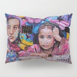 Child of Innocence - Graffiti Pillow Sham