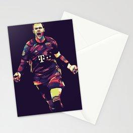 Manuel Neuer Goal Stationery Cards