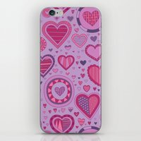 novelty iPhone & iPod Skins featuring Novelty by Aron Gelineau