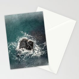 ocean loves you Stationery Cards