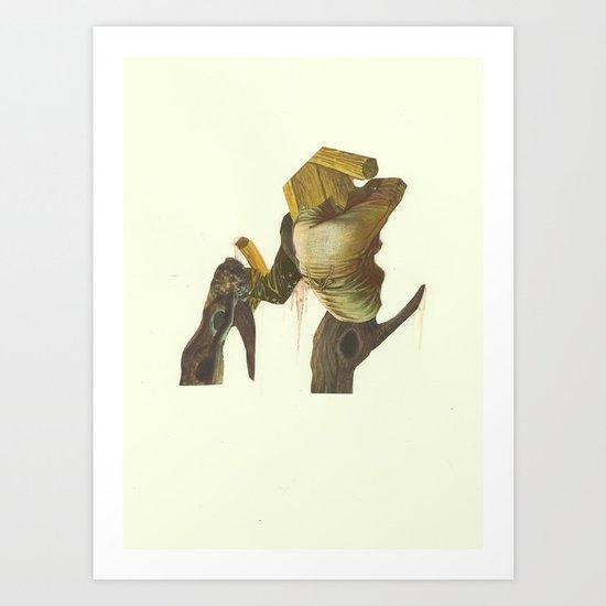 Sabre Art Print